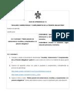 """Actividad Guía # 2 """"Matriz Pensión de Sobrevivencia, Invalidez y Complementos a La Pensión Obligatoria"""""""