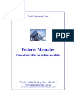 Poderes Mentales