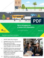Better Bus Presentation