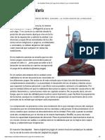 No-dualidad Textos _ El yoga de la sabiduría, por Consuelo Martín