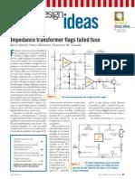 AD Impedance Transfo
