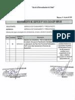 Requerimiento 019 2020 GPP