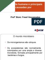 aula microbiologia