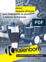 proteção anti-desgaste kalenborn