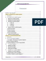 PROJET DE FIN DE FORMATION GBUD1