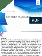 Direito do Consumidor - aula 01