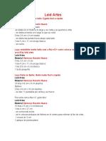 ++++Leid Artes      y    СЕКРЕТЫ КАНЗАШИ от Наташи modelos lazos