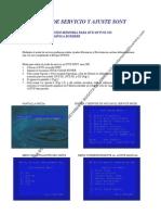 BOLETIN AJUSTE DIAGNOSTICO DVD SONY-MULTIZONA