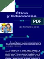 Etica-educacion