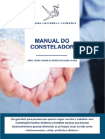 MANUAL DO CONSTELADOR - Série como curar as dores da alma nº02