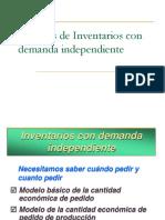 Modelos Inventarios Dda Independiente (1)