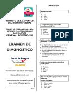 Examen Dediagnosticoceneval(Paraimprimir)Mejor