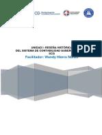 1. 1 - Unidad Temática I -Reseña Histórica Del SCG