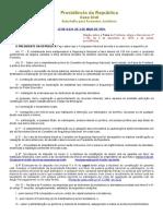 LEI 6.634_1979 - FAIXA DE FRONTEIRA