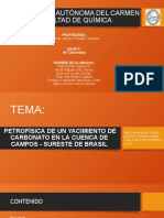 Equipo 4 Modelo Petrofisico