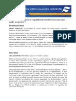 Decentralisation Au Maroc Et Cooperation Decentralisee Franco-marocaine - Quelles PerspectivesOK