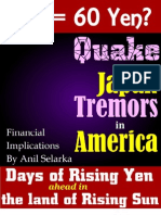 Quake in Japan, Tremors in America