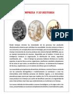PDF Empresa Historia y Etapas Clasificacion Sociedades