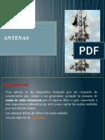 Antenas y Sus Tipos Trabajo