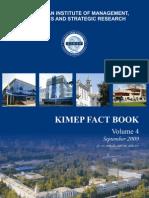 KIMEP Fact Book