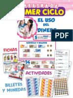Copia de El Uso Del Dinero. Revista 260 Primer Ciclo