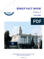 KIMEP Fact Book