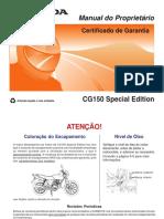 CG 150 Special Edition 2007