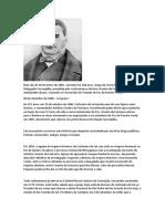 A morte de Antonio Vicente