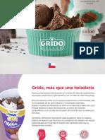 Brochure Franquicia Grido