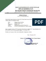 Surat Tugas TOT Gadar Sukrang