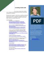 Steve Shu Crash Course Consulting Reading List