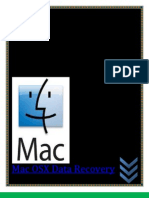Osx Data Recovery