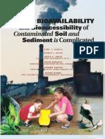 Bioavalability vs bioaccessibility