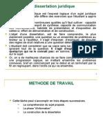 (2) Dissertation juridique