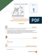 Práctica N°1_MANUFACTURA_Pronosticos