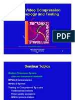 MPEG_Video_Compression_Technology_and_Testing