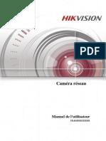 Configuration camera reseau V5.3.0