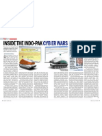 Web Security-Inside the Indo-Pak Cyber Wars