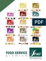 SOSA Food Service Fr