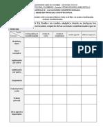Taller Capítulo Ix - Constitucional Colombiano 2020-1 Acciones Constitucionales 1