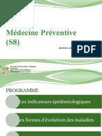 TD Médecine Préventive S8_1 2021