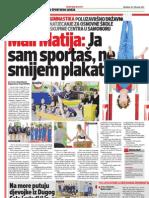 Školski šport 16.03.2011.