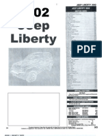 Jeep KJ 2002 Liberty Cherokee Parts Catalog