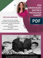 Psicopedagogia - Intervenção Psicopedagógicas 17-08-20