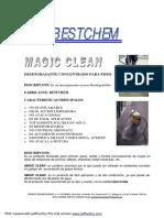 MAGIC CLEAN (DESENGRASANTE)