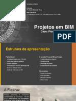 BIM - Fiocruz - MG