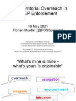 21-05-19 Florian Mueller Slides for Antisuit Injunctions Panel