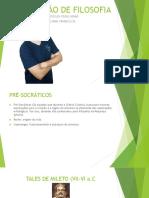 MATERIAL DE REVISÃO DE FILOSOFIA