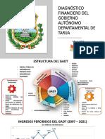 Diagnóstico Financiero GADT