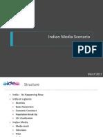 Indian Media Scenario